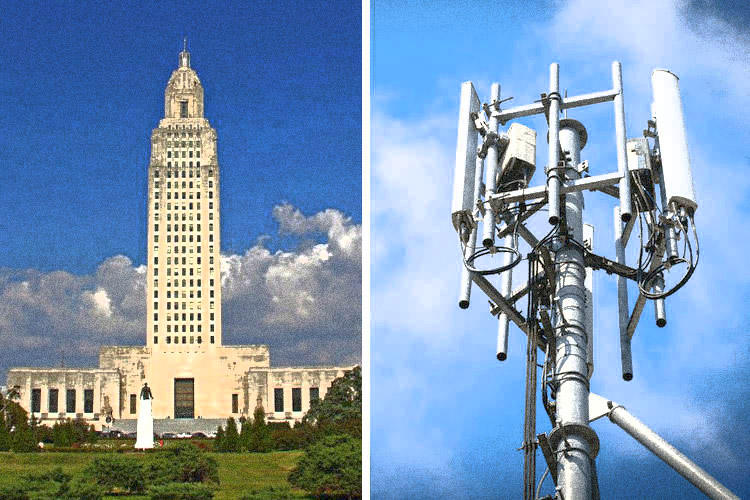 Louisiana Becomes First State to Call for Study on Health Impacts of 5G