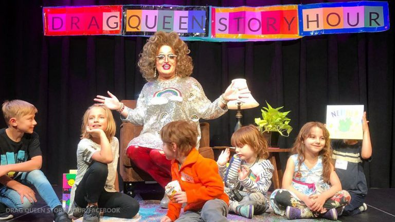 "Police SNIPERS deployed to protect ""Drag Queen Story Hour"" — Christian Pastor Arrested"