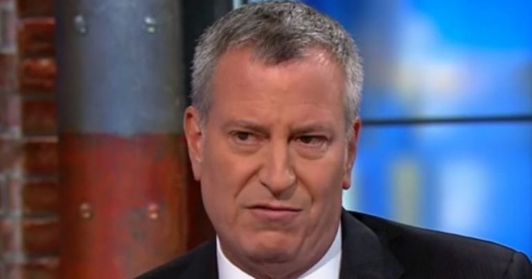 Bill DeBlasio's Wife Can't Explain Where $850 Million American Tax Dollars Went