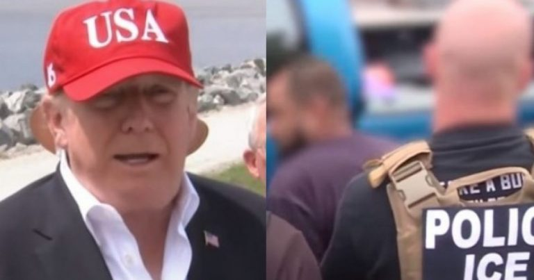 President Trump Defies Court Order — Will Continue ICE Raids, Mass Deportation of Illegals
