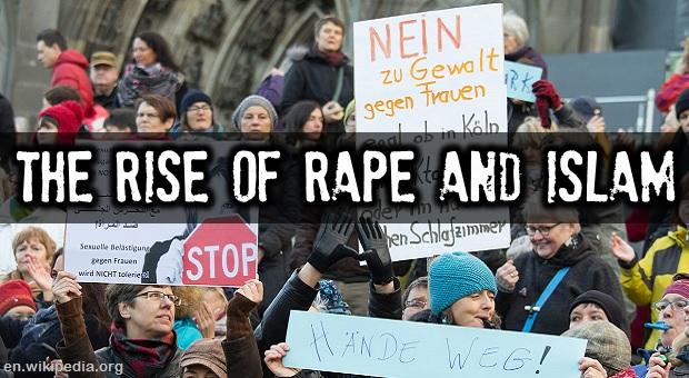 10 Muslim Immigrants and 1 German National Gang Rape 18 yo German Girl