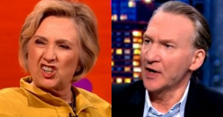 Eating Their Own: Bill Maher Throws Hillary Under The Bus