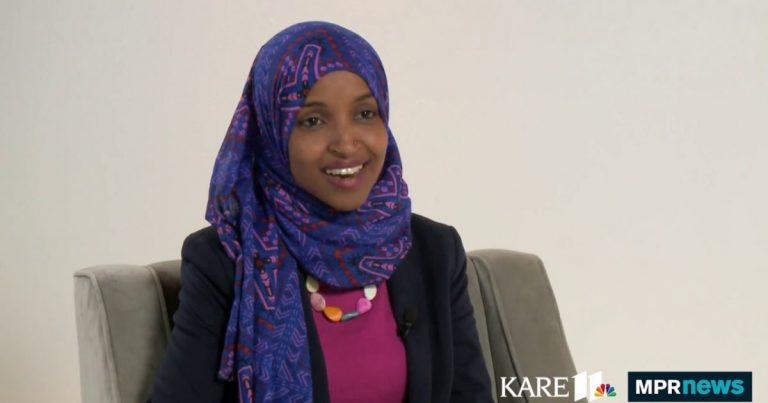 Almost 17,000 People Have Now Reported Ilhan Omar to Immigration Authorities