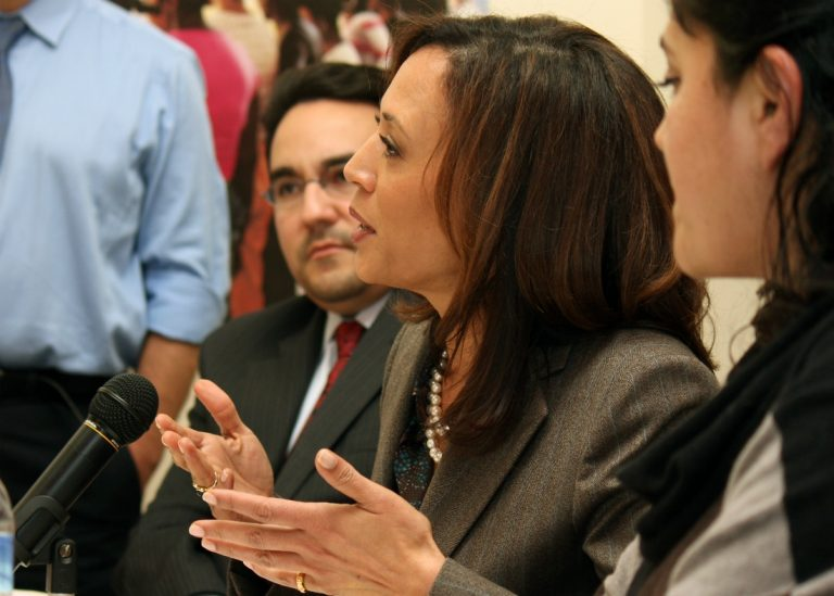 Twisted: Kamala Harris comes out in favor of human trafficking of children across the open U.S. border