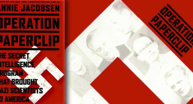Operation Paperclip: The Untold History of The Bushes & The Nazis