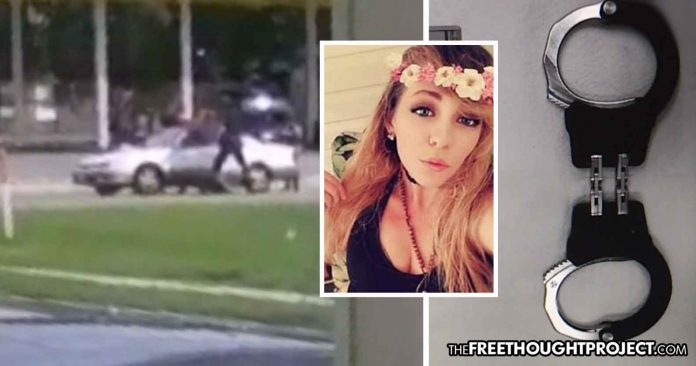 Virginia: Mom Cries Foul As Cops Say Teen Shot Herself in Mouth While Cuffed Behind Her Back