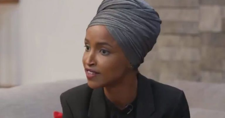 RACIST ILHAN OMAR Strikes Again: Calls for Over 10,000 Latino-Americans to Lose Their Jobs
