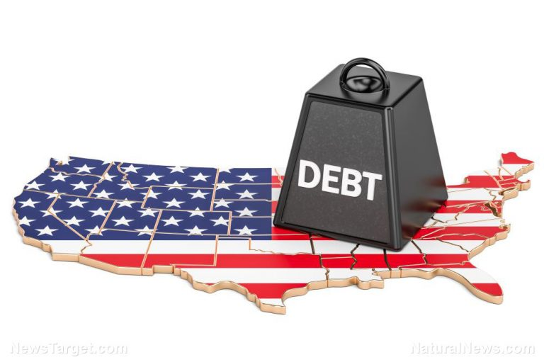"""Senators WARNING: America headed for """"absolute catastrophe"""" of debt collapse, but nobody seems to care"""