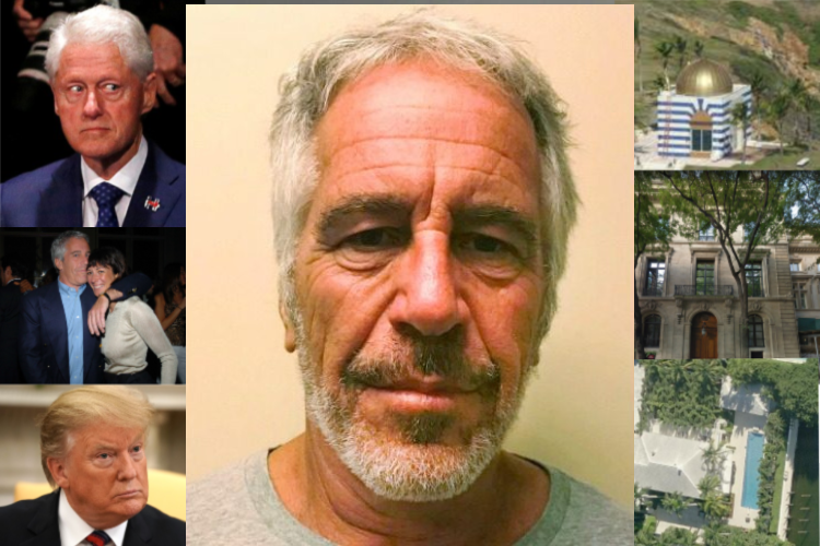 More CONFIRMED Information on Jeffrey Epstein, His Homes, and His Powerful Friends