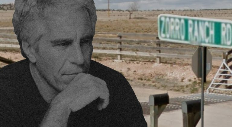 The Side Not Being Told: Is Jeffrey Epstein's Zorro Ranch Insulated?