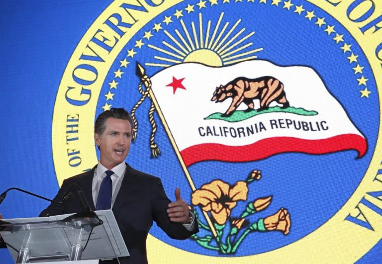 California Governor Signs Bill That Keeps Trump Off 2020 Ballot Unless He Releases Tax Returns