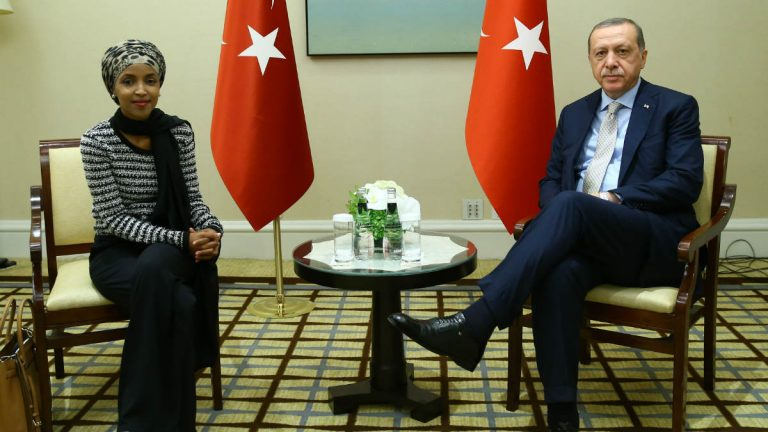 State-Run Turkish News Outlets Raise Funds Illegally For Ilhan Omar