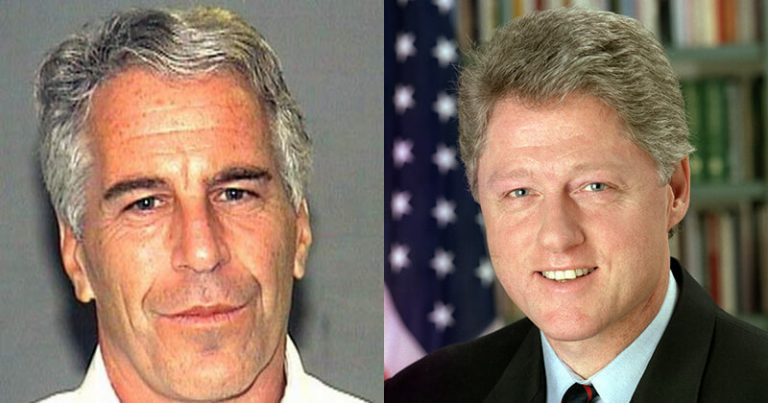 Jeff Epstein May Go Back to Prison, BUT 26-Time Lolita Express Flyer Bill Clinton Isn't Worried. Here's Why…