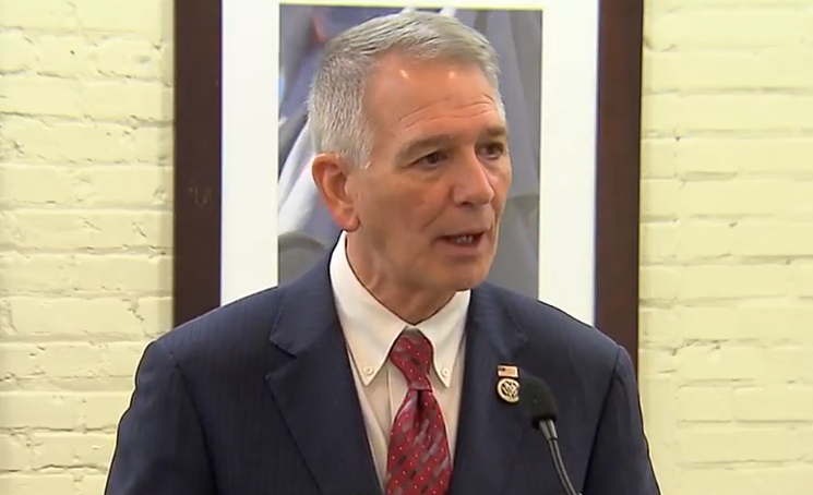 Louisiana Congressman says 'I'll Pay' for Those Congresswomen to Leave