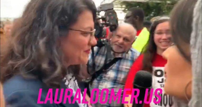 VIDEO: Rashida Tlaib Refuses To Condemn ANTIFA, HAMAS, Sharia Law, Female Genital Mutilation All In The Same Day