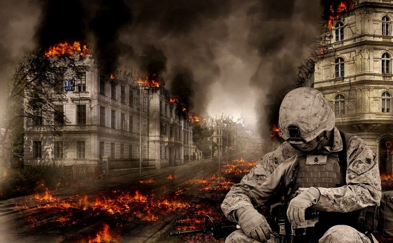 Peace Is About To Be Taken From The Earth, And World War 3 Could Literally Start At Any Moment