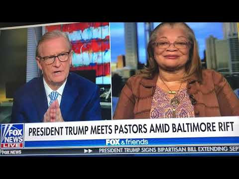 MLK's Niece: 'TRUMP is NOT Racist'