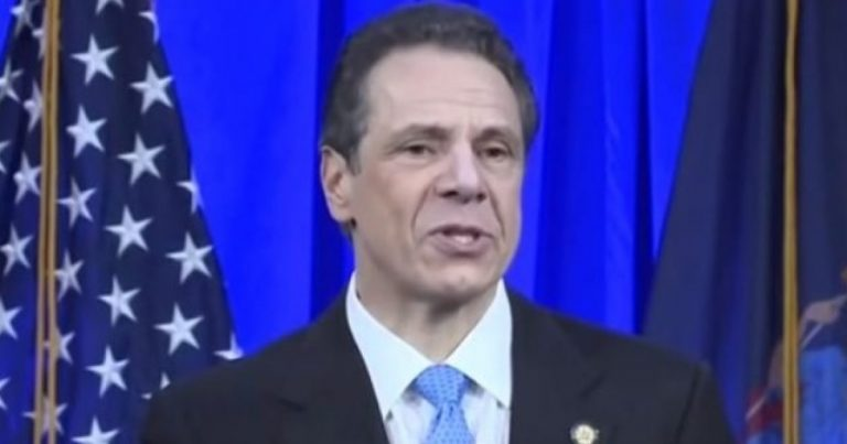 NY Governor Cuomo Passes Emergency Gun Control Measures Day After California Shooting