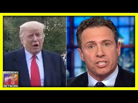 Need a Laugh? CNN's Chris Cuomo Absolutely LOSES It LIVE Interviewing a Trump Staffer