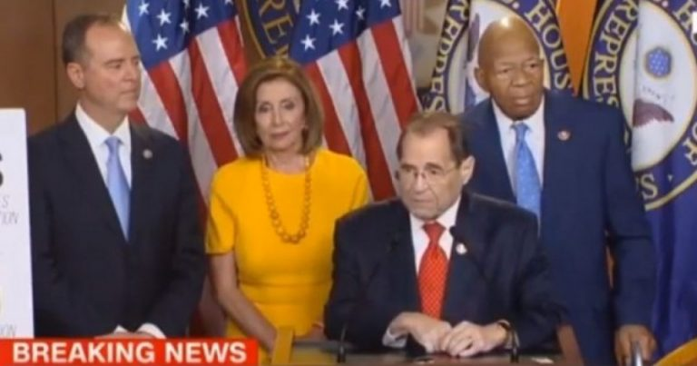 Schiff, Pelosi, Nadler, & Cummings Hold Democrat Party Funeral After Mueller Testimony
