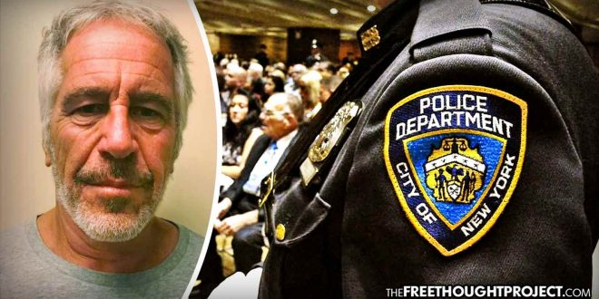 NYPD Exposed for Letting Convicted Pedophile, Jeffrey Epstein, Skip Mandatory Check-Ins