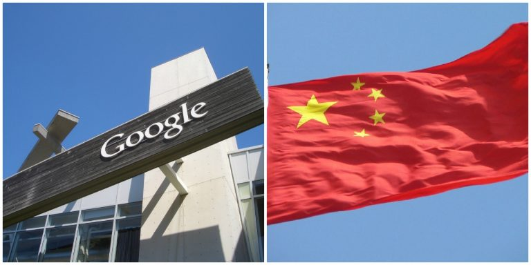 """Paypal billionaire co-founder Peter Thiel accuses Google of """"treason"""" after the tech giant sides with Communist China over the U.S. military"""