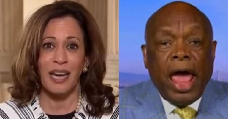 After Kamala Harris' Father Bashed Her, Her Ex-Lover Exposes More Dirty Secrets