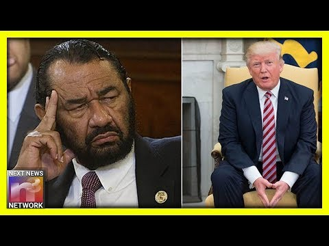 VIDEO: HUMILIATED Al Green Walks Off CNN Set Over Questions About Failed Impeachment Attempts