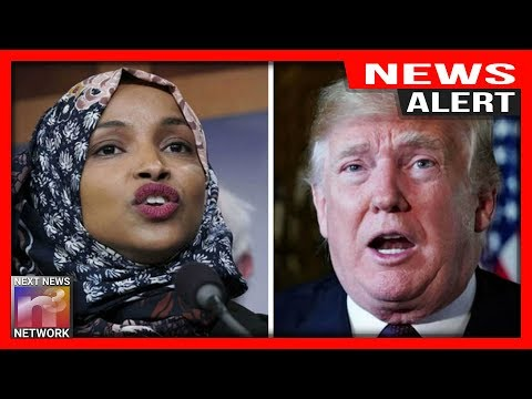 Ilhan Omar Goes On Live TV And DISRESPECTS America Once Again