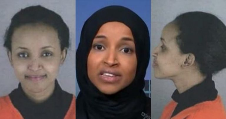 Want to See Records of Ilhan Omar's 2013 Arrest? Here you go…