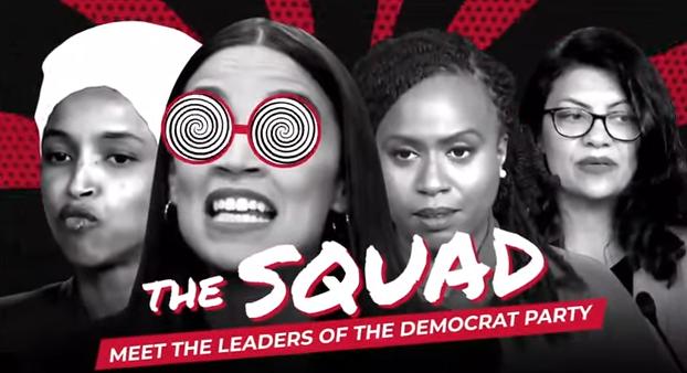 WATCH! Trump Campaign Releases Brutal Video Blasting Jihad Squad