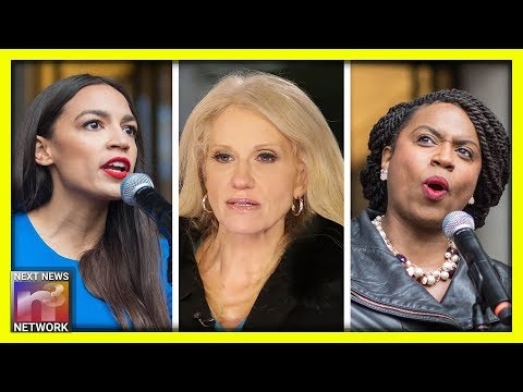 """Kellyanne Conway Goes SCORCHED EARTH on """"The Squad"""""""