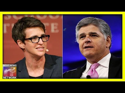 Video: Sean Hannity CALLS OUT MSNBC Host For HILARIOUS Failing Ratings