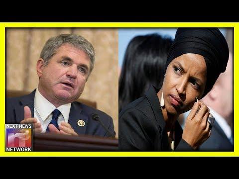 Texas Rep. Michael McCaul SLAMS Ilhan Omar, Exposes WHY She Has To Go!