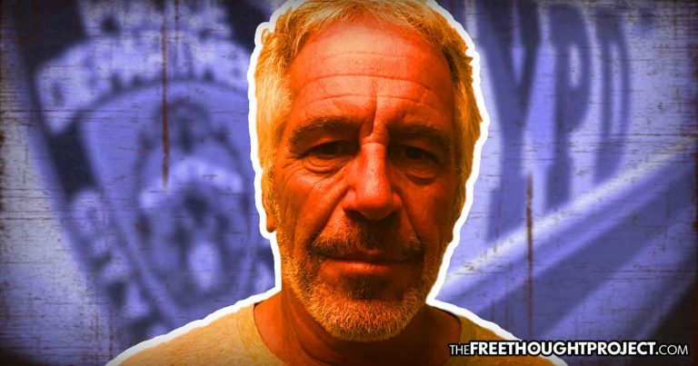 NYPD Accused of Aiding Jeffrey Epstein in Growing Massive Child Porn Stash