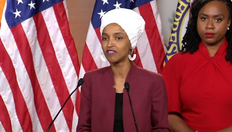 Busted: Ilhan Omar utters multiple lies during press conference on 2016 election, border