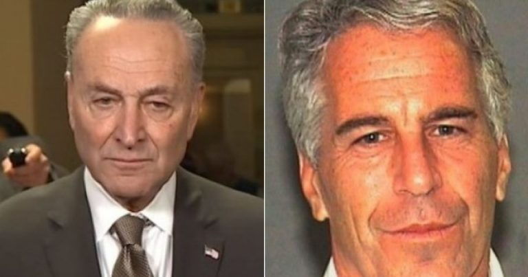 Chuck Schumer has Financial Ties to Jeffrey Epstein