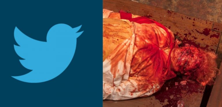 "Twitter Allows Graphic Images Of Trump Being Murdered On Platform – Bans Conservatives Because They Are ""Dangerous"""