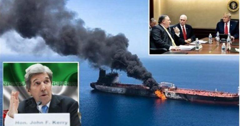 Treason? Is John Kerry Advising Iran Against US & Trump?
