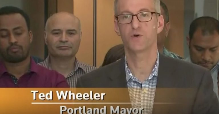 Senator Ted Cruz Calls for Federal Investigation of Portland Mayor Ted Wheeler