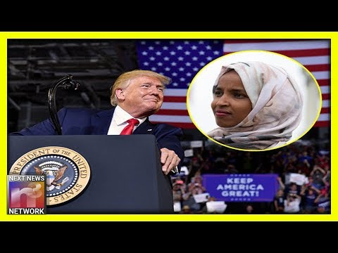 Ilhan Omar Gets BRUTAL REALITY CHECK After Trump EXPOSES What She's REALLY Doing For Him