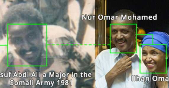Bombshell Report: Ilhan Omar's Father & Other Somalian War Criminals Illegally Living In The US