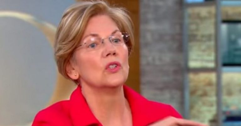 Elizabeth Warren Issues Disgustingly Chilling Threat To ICE, Border Patrol Agents