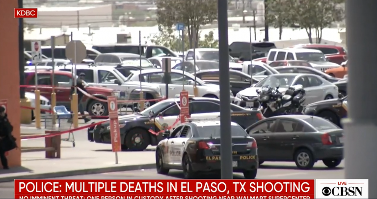 "NARRATIVE CONTROL: Multiple reports, witnesses claim that there were ""three or four"" shooters at El Paso Walmart, but police only claim one"