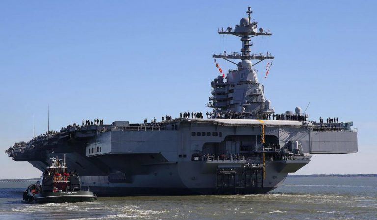 14 billion-dollar screw up: Navy can't deploy new F-35's