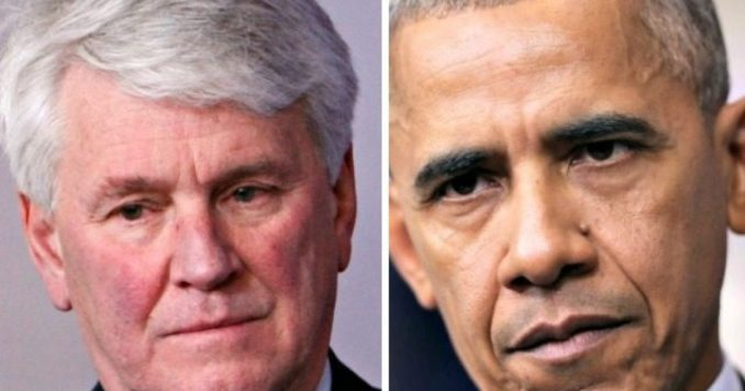 Mainstream Media Largely Silent About Obama's First White House Counsel's Criminal Trial