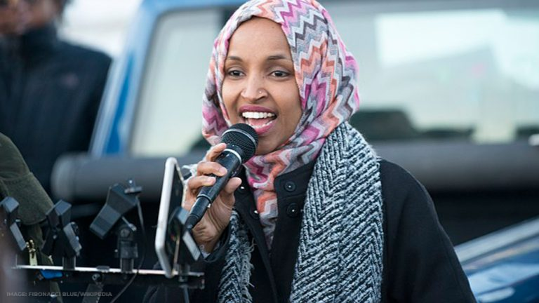 Ilhan Omar calls for UN occupation of the United States