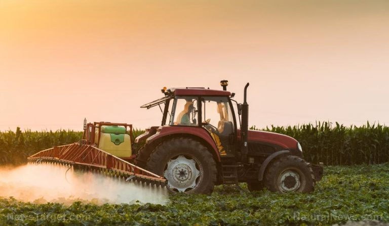 "U.S. farmer commits suicide after committing massive organic FRAUD for nearly a decade… millions of bushels of ""organic"" corn and soy were grown with pesticides"