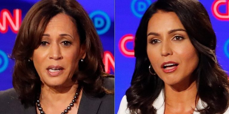 Tulsi vs. Kamala: Payback is a B*%@&!!! …and so is Kamala!