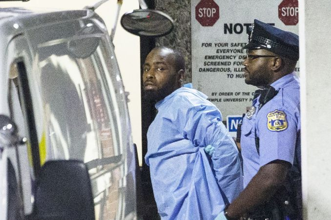 Surprise: Muslim Philly Cop-Shooter Was A Federal Informant